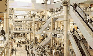 "Our vision has been to design and build the highest-quality enclosed fashion mall that sets the standard for the industry, and certainly for the New York City area,"" said Sam Shalem, chairman and CEO, Prestige Properties."